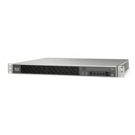 Cisco ASA 5515-X with FirePOWER Services, 6GE, AC, 3DES/AES, SSD