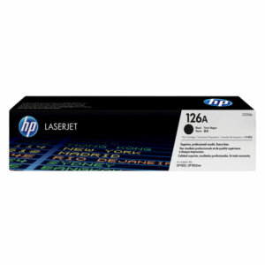 HP126A Black Original LaserJet Toner