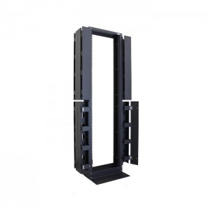 "ABBA-19""Open Entry Rack 42U High Density with Cable Duct"