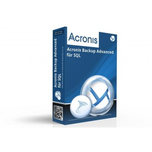 Acronis Backup Advanced for SQL (v11.7) incl. AAP ESD