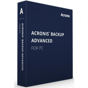 Acronis Backup for PC (v11.7) incl. AAP ESD