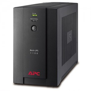 APC Back-UPS 1100VA, 230V, AVR, Universal and IEC Sockets