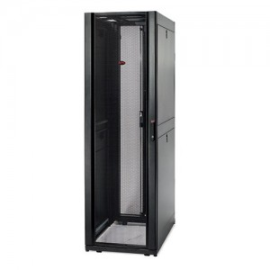 APC NetShelter SX 42U 750mm Wide x 1200mm Deep Enclosure with Sides Blac