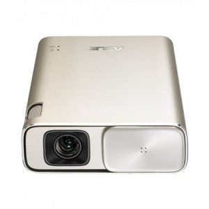 ASUS ZenBeam Go E1Z Portable LED Projector, USB connection, 150 lumens, Built-in 6000mAh battery, 5 hour long projection, Power bank / 2Years Warranty