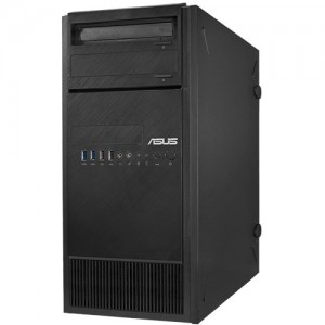 Asus Server TS100-E9/PI4 E3-1220v6 3.0GHz Turbo 3.5Ghz 8MB Cache, 8 GB DDR4 ECC, 300GB SAS SFF 10Krpm Enterprise Storage, 2x Intel Gigabit i210AT, DVD-RW, KBM, Tower.