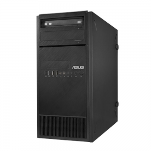 Asus Server TS110-E8/PI4 : 1 PSU 300 Watt 80+, Pentium G3220 3.0GHz 3MB L3 Cache, 4 GB DDR3 ECC, 500 GB SATA 7.2Krpm Xtra Endurance HDD, 2x Intel Gigabit i210AT, Tower.