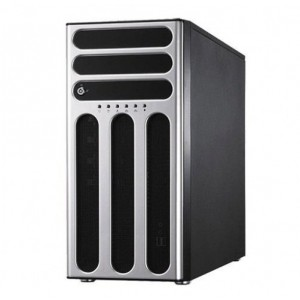 Asus Server TS700-E8/RS8 :Intel Xeon E5-2600v3 with 16DIMM Slots, 8GB DDR4 Registered , 1 TB SATA 7.2Krpm Enterprise Storage Hotplug HDD, Asus Wired Keyboard-Mouse, DVDRW, 2x Intel Gigabit i210AT, Tower.