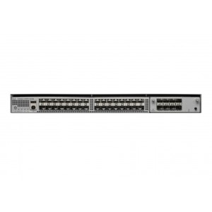 Catalyst 4500-X 32 Port 10G IP Base, Front-to-Back, No P/S