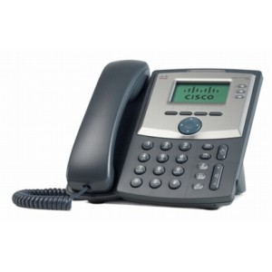 5 Line IP Phone With Color Display, PoE, 802.11g