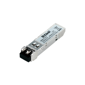 1-port 1000Base-SX (LC) Multi-mode Fiber SFP (Mini-GBIC) Transceiver (Up to 550m, Support 3.3V Power)