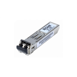 1-port 1000Base-LHX (LC) Single-mode Fiber SFP (Mini-GBIC) Transceiver (Up to 50km, Support 3.3V Power)