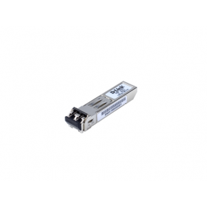 1-port 1000Base-TX (LC) Single-mode Fiber SFP (Mini-GBIC) Transceiver (Up to 80km, Support 3.3V Power)