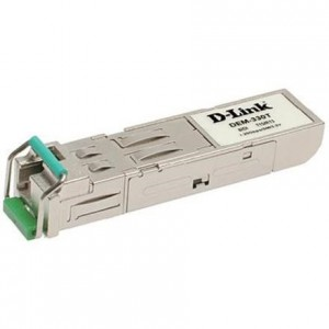 1-port 1000Base-LX (LC) Single-mode Fiber SFP (Mini-GBIC) Transceiver (Up to 10km, Support 3.3V Power) (TX-1550/RX-1310 nm)