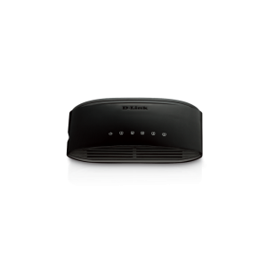 Dlink 5-Port 10/100Mbps Unmgmt Switch (p