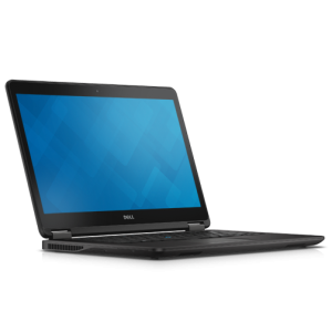 """Dell Latitude E7450 - Intel Core i5-5300U Processor Base, 14.0"""" Non-Touch HD (1366x768) Anti-Glare WLED LCD, WLAN only capable, Fingerprint Reader and Smart Card Reader (Contact and Contactless) (Dual Pointing Keyboard), 8GB DDR3L 1600MHz (1x8GB), 500GB S"""