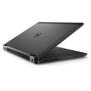 "Latitude E7470 - Intel Core i7-6600U Processor Base, 14.0"" Non-Touch Anti-Glare LCD, Fingerprint Reader and Smart Card Reader (Contact and Contactless) (Dual Pointing Keyboard), 16GB DDR4 , 256GB SSD , Primary 4-cell 54W/HR Battery, Dell Backpack,, Intel"
