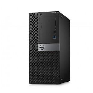 DELL Optiplex 7040MT Intel(R) Core(TM) i3-6100 Processor 3.7GHz, 3MB) , 4GB DDR4 ,Intel(R) Q170 Chipset, 500GB 7200RPM SATA HDD, Intel HD Graphic , Dell Keyboard + Mouse,16x Max DVD+/-RW Drive, Ethernet LAN 10/100/1000 , Microsoft(R) Windows(R) 7 Profesio