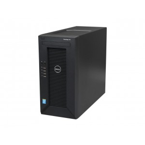 Dell PowerEdge T20 / Intel Xeon Processor E3-1225 v3 3.2GHz 8M / 2x4GB UDIMM / 1TB 7.2K Entry SATA 3.5 /Dvdrw /Keyboard and Mouse / Single Power Supply 290W / NO OS / 3 Yrs Next Business Day Onsite Service + lan card tambahan