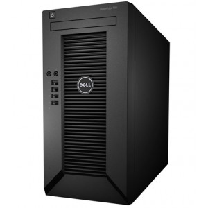Dell PowerEdge T30 / Intel Xeon Processor E3-1225 v5 3.3GHz 8M / 8GB UDIMM ECC / 1TB 7.2K Entry SATA 3.5 /Dvdrw /Keyboard and Mouse / Single Power Supply 290W / NO OS / 3 Yrs Next Business Day Onsite Service