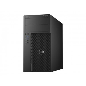 Dell Precision Tower 3620 / Intel(R) Processor Core i7 6700 Up to 4.0Ghz , 8MB) / Dell Precision Tower 3620 365W Gold Thunderbolt Chassis / 8GB 2133MHz DDR4 ECC UDIMM / 1TB 3.5inch SATA (7,200 Rpm) Hard Drive / 19-in-1 Media Card reader / 16X Half Height