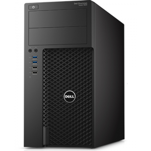 Dell Precision Tower 3620 / Intel(R) Xeon(R) Processor E3-1270 v5 (Quad Core HT 3.5GHz, 3.9Ghz Turbo, 8MB, w/ HD Graphics P530) / Dell Precision Tower 3620 365W Gold Thunderbolt Chassis / 8GB 2133MHz DDR4 ECC UDIMM / 1TB 3.5inch SATA (7,200 Rpm) Hard Driv