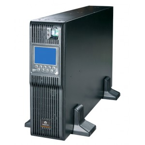 Liebert ITA 16KVA/14.4KW UPS 400V LCD long backup model (no battery) (adjustable to 3x1phase I/O and 3x3phase I/O), 3U, (no battery) (PN battery: 2351253 is required min. 4 units batteries); LCD; able to extend runtime battery. (Optional: rail kit untuk m