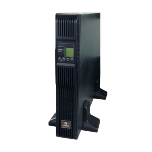 Liebert ITA 10KVA/9KW UPS 230V/400V LCD long backup model (no battery) 2U (adjustable to 1x1phase I/O and 3x1 phase I/O) (no battery) (PN battery: 2351253 is required min. 2 units batteries); able to extend runtime battery. (Optional: rail kit untuk mount
