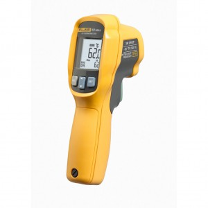 SINGLE LASER INFRARED THERMOMETER _ 10:1 SPOT