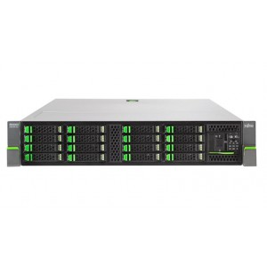 "FUjitsu PRIMERGY RX300 S7 - 2U Rackmount Server 2.5"" Hotplug Intel Xeon E5-2630 6C/12T 2.30 GHz 15 MB up to Dual Processor 2x 8GB DDR3-1600 Registered (up to 768GB) Independent Mode Installation DVD-RW supermulti slimline 1x HD SAS 6G 600GB 10K HOT PL 2.5"