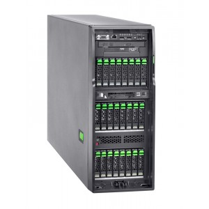 "PRIMERGY TX300S7LFF/HIGH Tower Server 3.5""INTEL XEON E5-2609 4C/4T 2.4U GHz 10 MB2x 8GB DDR3-1600 Registered2 X HD SAS 6G 300GB 15K HOT PL 3.5"" EPDVD-RW SUPERMULTI 1.6"" SATA1 X IRMC S3 ADVANCED PACK2 X CABLE POWERCORD 1.8M GREYRAID CTRL SAS 6G 5/6 512MB ("