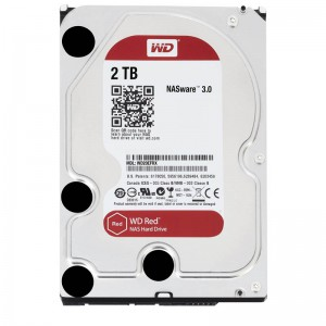 HDD 2TB WD Red WD20002FFSX