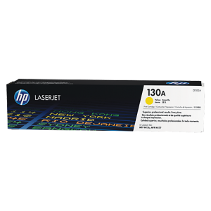 HP 130A Yellow Original LaserJet Toner C
