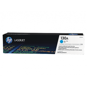 HP 130A Cyan Original LaserJet Toner Car