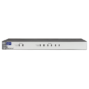 HP E600 Redundant and External Power Supply