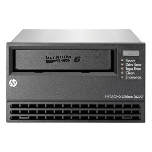HP LTO-6 Ultrium 6650 Ext Tape Drive