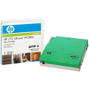 HP LTO4 Ultrium 1.6TB WORM Data Tape