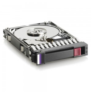 HP MSA 300GB 12G SAS 10K 2.5in ENT HDD