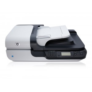 HP ScanJet N6350 Network Flatbed Scanner