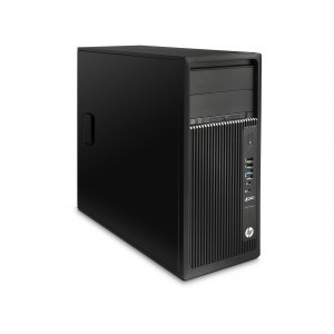 HP Workstation Z240 Tower Intel Core i5-6600 3.3Ghz 8M 4CoreWin10 Pro 64 down to Win7 Pro 644GB DDR4-2133 RAM - nECC1TB 7200 RPM SATANVIDIA Quadro K420 2GB_ Intel Ethernet I210-T1 PCIe NIC _ HP Serial Port Adapter Kit_ HP Display Port to VGA_ HP Keyboard