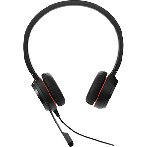 Jabra EVOLVE 30 MS Duo USB