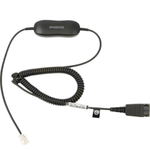 JABRA Smart Cord Amplified Cord