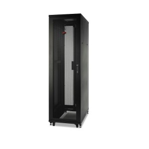 APC Netshelter SV 42U 600mm Wide x 1060mm Deep Enclosure with Sides, Black, Single Rack Unassembled