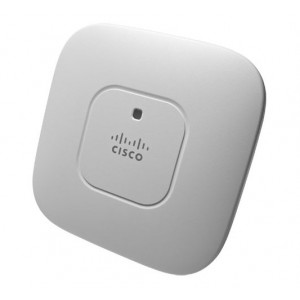 Cisco 802.11n CAP702W, 2x2:2SS, 4 GbE; Int Ant; F Reg Domain