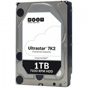 1TB HGST Ultrastar Enterprise HDD 7200RPM SATA 3.5""