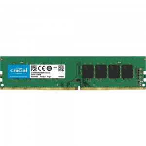 4GB UDIMM, 2133MT/s, ECC. For Power Edge G13 DDR 4