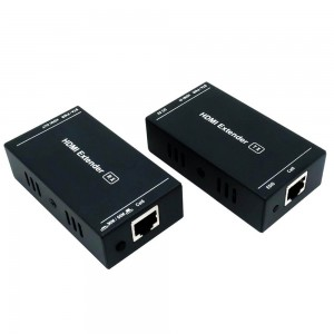 8-Port HDMI Over Cat 5 Splitter. Support Full HD 1080P (60m). HDCP 1.2 Compatible
