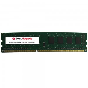 Asus 4 GB DDR3 ECC Unbuffered DIMM