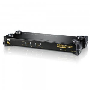 ATEN CS1754 4 Port PS/2-USB