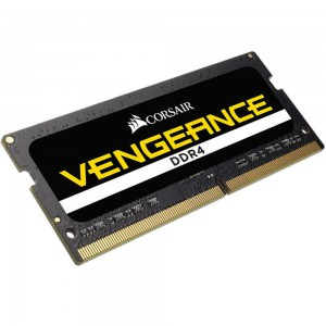 CORSAIR Mermory 8GB DDR4 PC4-19200 VENGEANCE CMSX8GX4M1A2400C16 1x8 GB