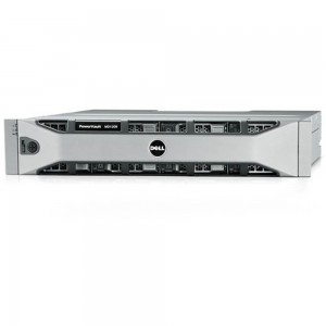DELL PowerVault(TM) MD1200 Disk Storage Enclosure, 2U / Second EMM for PowerVault MD1200 / [x2] Hard Drive Filler for Empty Hard Drive Slot / [x10] 1TB 7.2K RPM NLSAS 512n 3.5in Hot-plug Hard Drive / Redundant Power Supply for MD12X0/MD32X0/MD32X0i/MD36X0